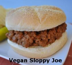 VeganSloppyJoe