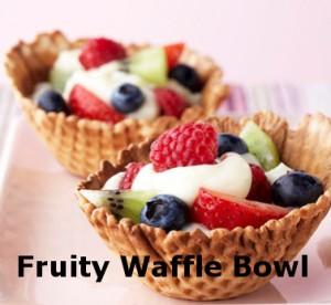 WaffleBowls